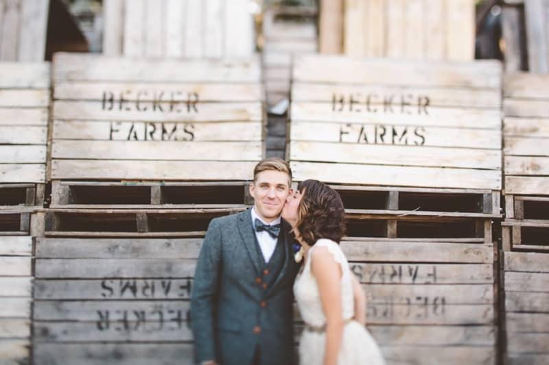 DIY Wedding Inspiration Rustic Cute 32