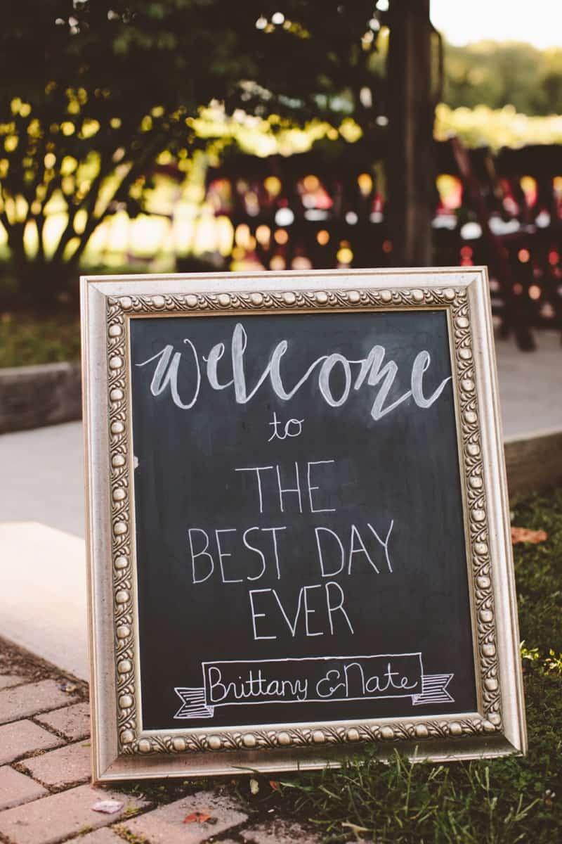 DIY Wedding Inspiration Rustic Cute 37