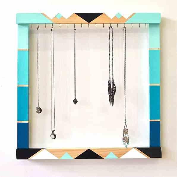 Frame Jewellery Holder