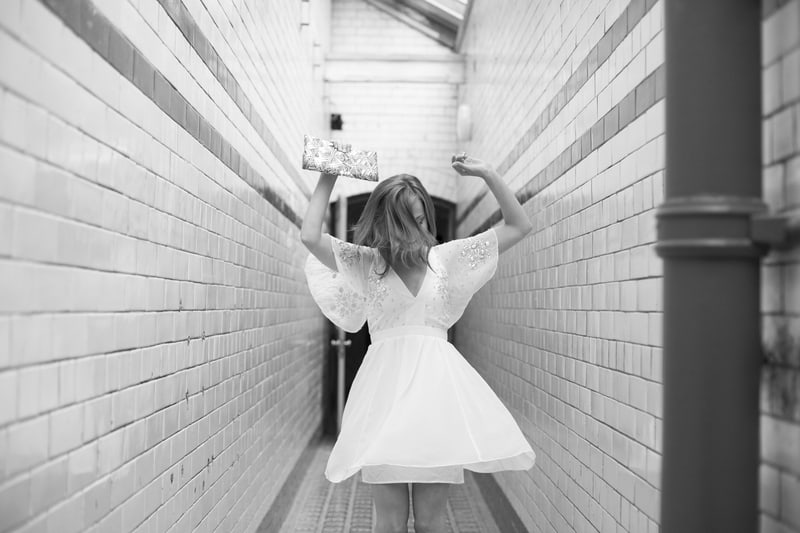Quirky, Laid back styled wedding shoot at Victoria Baths Manchester (13)