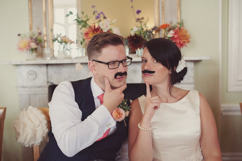 Anchorman Themed Wedding