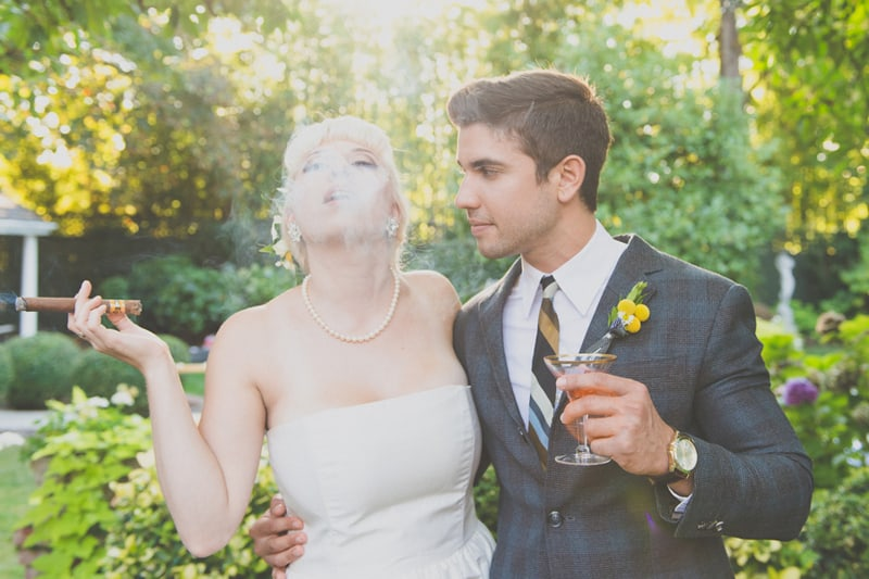 How to host a Mad Men Inspired Wedding (13)