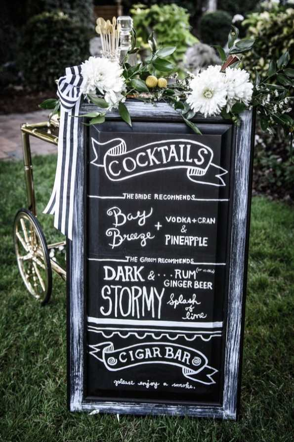 How to host a Mad Men Inspired Wedding (14)
