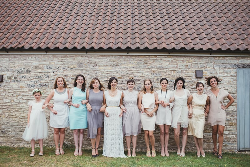 32 things to thank your bridesmaids for 6