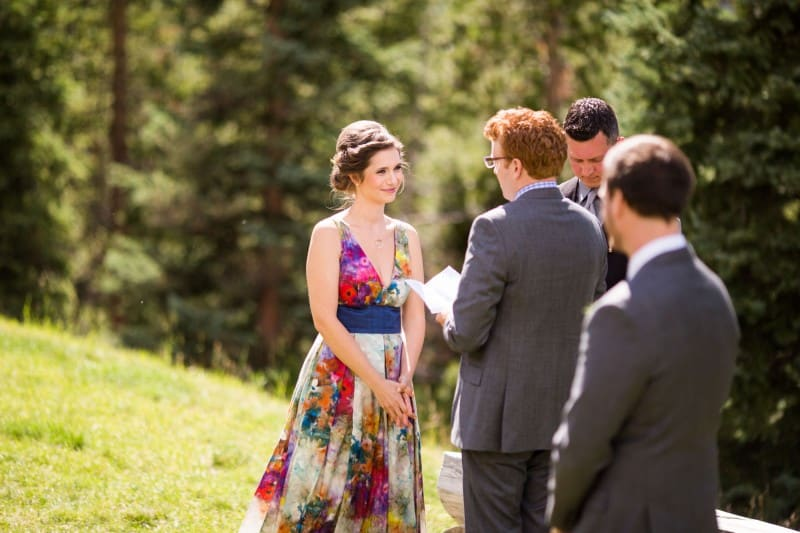 A COLOURFUL FLORAL GOWN FOR A WEDDING IN THE ROCKIES (19)