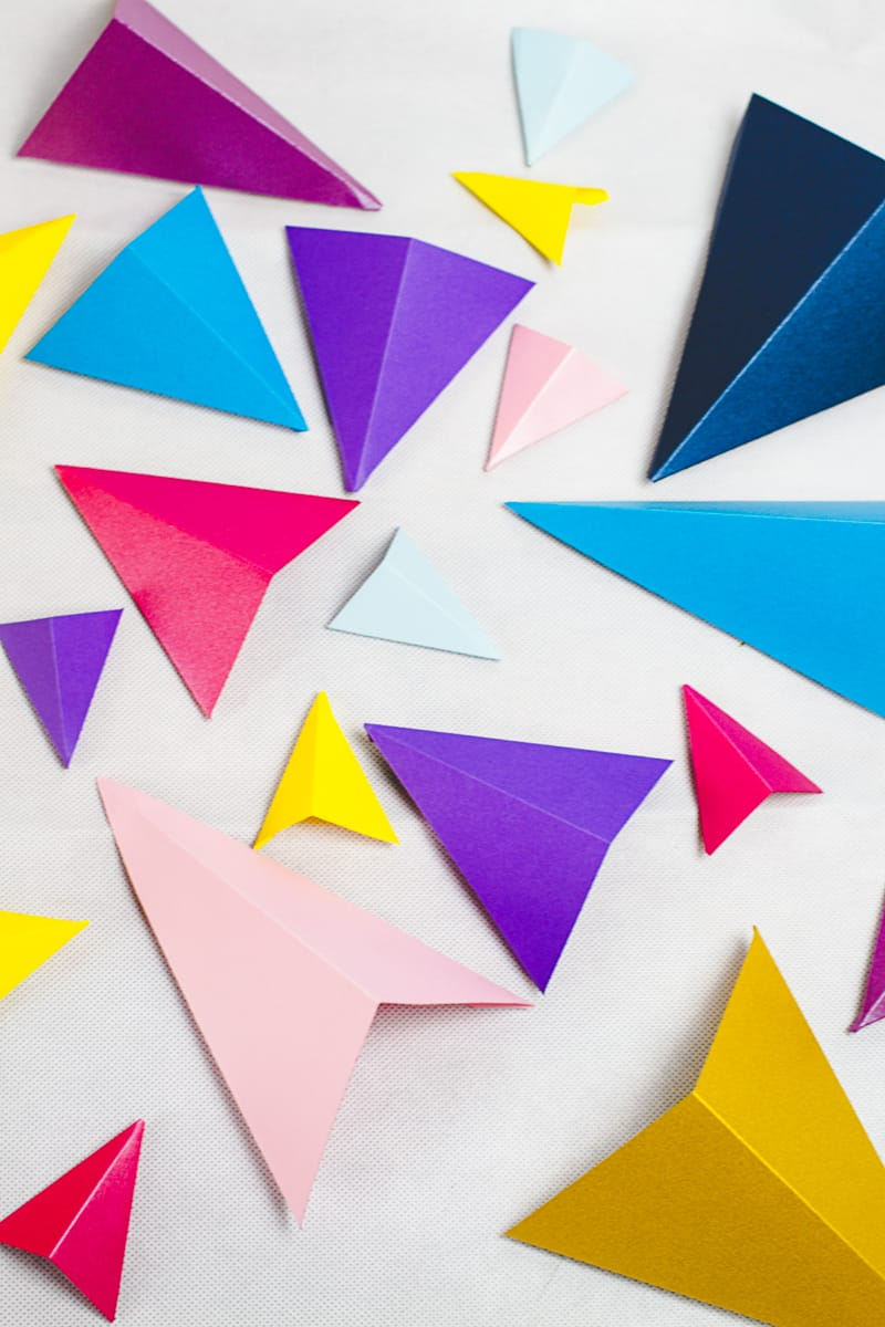 Geometric Heart Backdrop Altar Art DIY Tutorial_