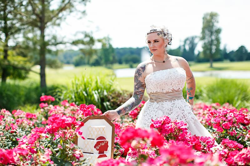 Steampunk Colourful Vibrant Colours Pink Wedding Inspiration-23
