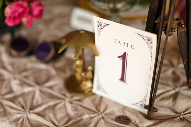 Steampunk Colourful Vibrant Colours Pink Wedding Inspiration-26