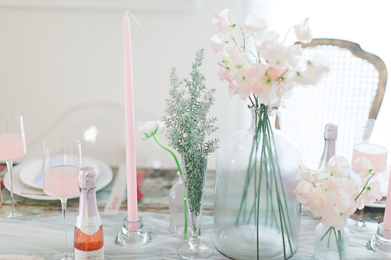 Valentines Bridal Shower Styled Shoot Pink Red Colour Scheme-25