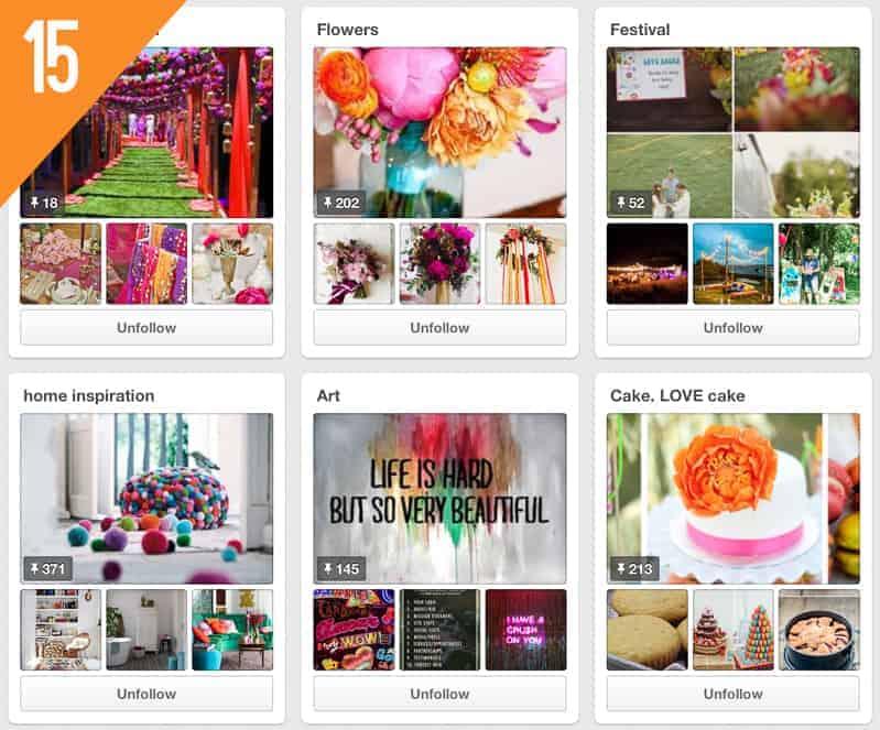 15 Mr & Mrs Unique Pinterest Accounts to Follow