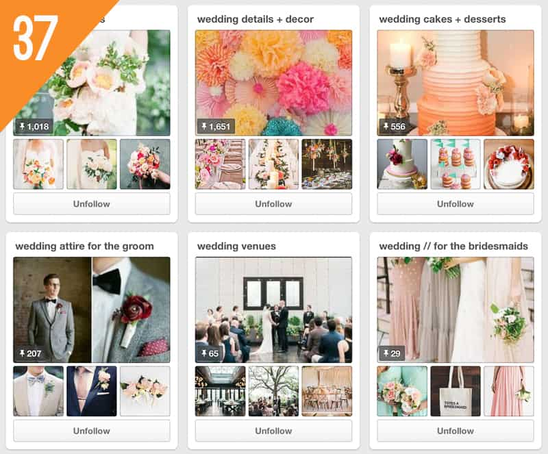 37 Brooklyn View Wedding Pinterest Accounts to Follow