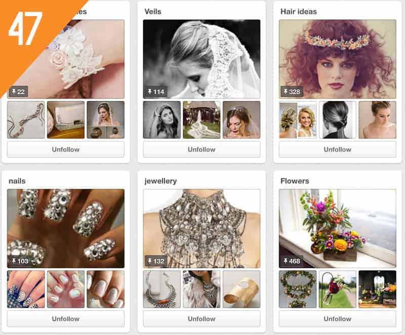 47 Boho Weddings Pinterest Accounts to Follow