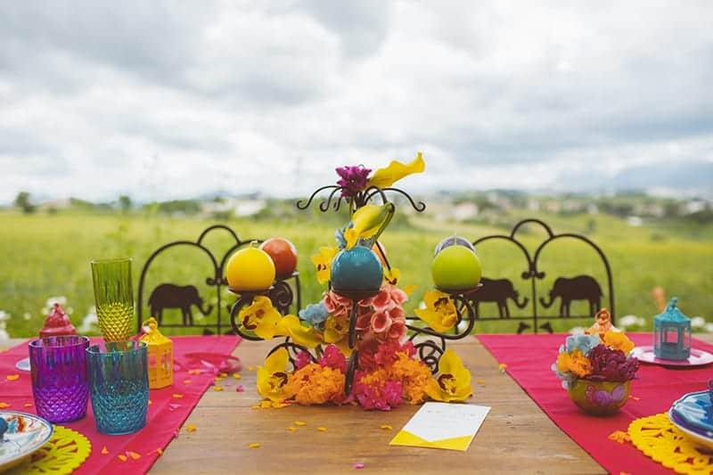 Festival Inspired Gypsy Mexican Fiesta Wedding Isnpiration 3