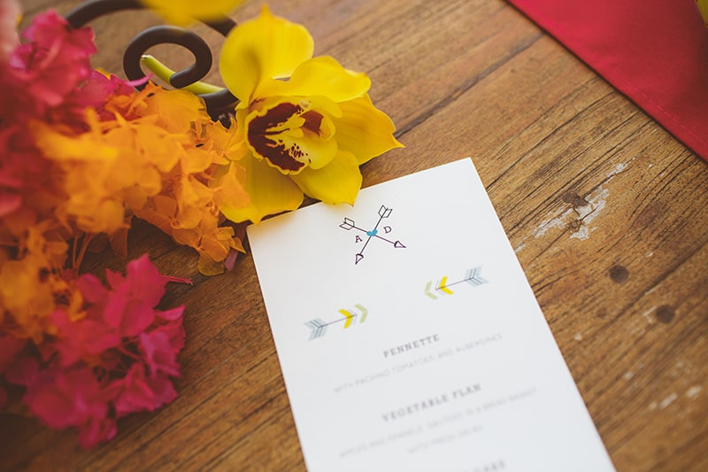 Festival Inspired Gypsy Mexican Fiesta Wedding Isnpiration 8