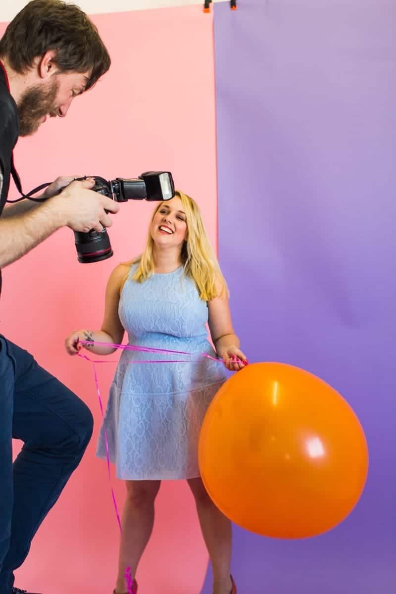 Behind The Scenes Bespoke Bride Media Kit Shoot Craig Dearsley-10