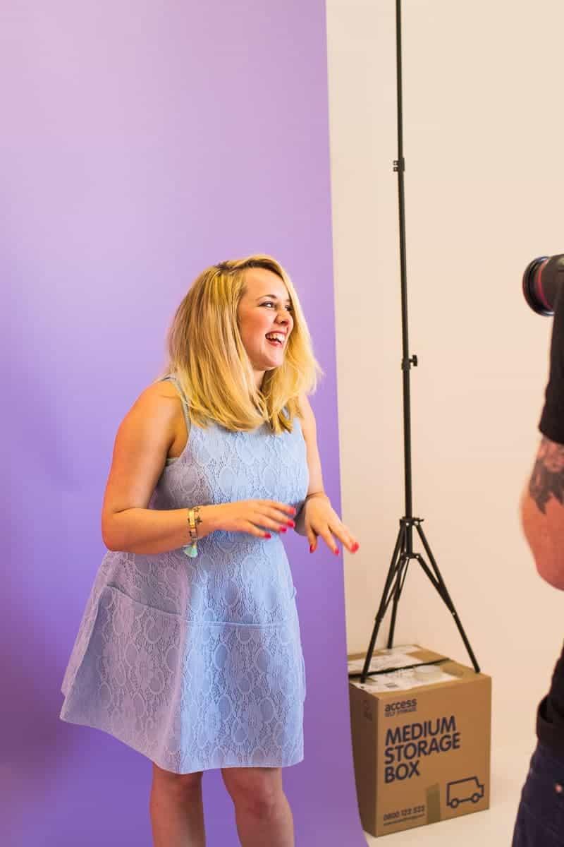 Behind The Scenes Bespoke Bride Media Kit Shoot Craig Dearsley-13