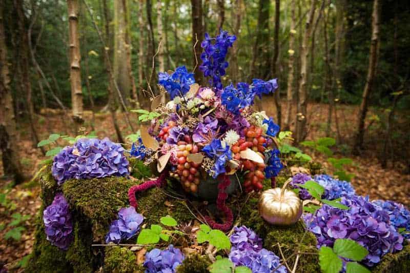 ENCHANTING FAIRYTALE FOREST WEDDING INSPIRATION (5)