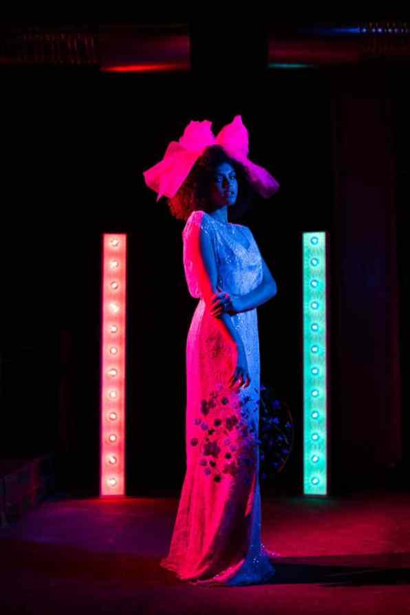 NEON WEDDING RAVE IN MANCHESTER INDUSTRIAL WAREHOUSE (1)