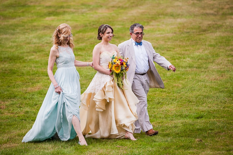 Pinwheel Themed Wedding with Colourful Sunflowers Backyard Inspiration-20
