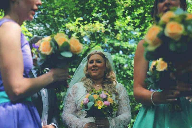 TRAVEL INSPIRED WOODLAND WEDDING (2)