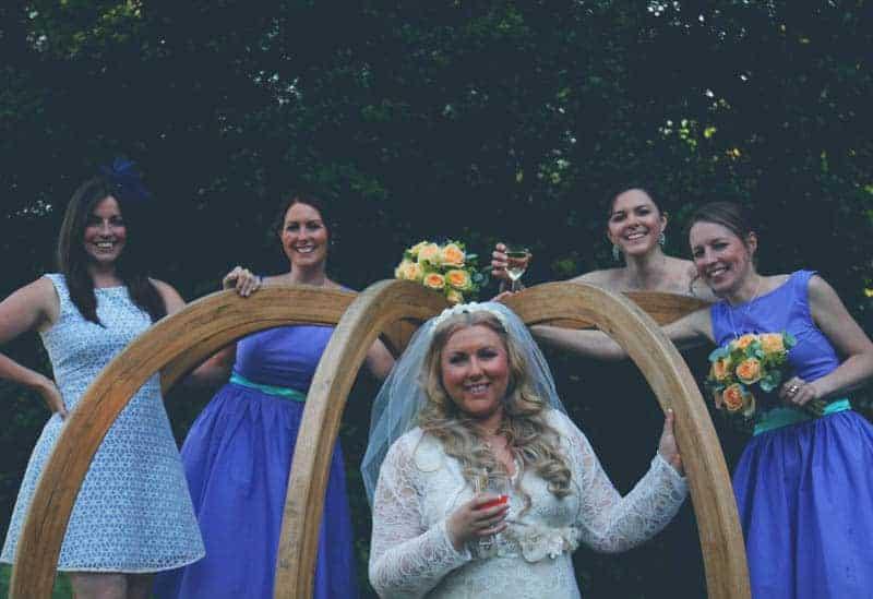 TRAVEL INSPIRED WOODLAND WEDDING (21)