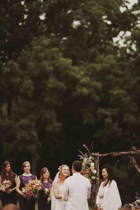 A BRIGHT & BEAUTIFUL TECHNICOLOUR WEDDING IN THE RAIN! (10)