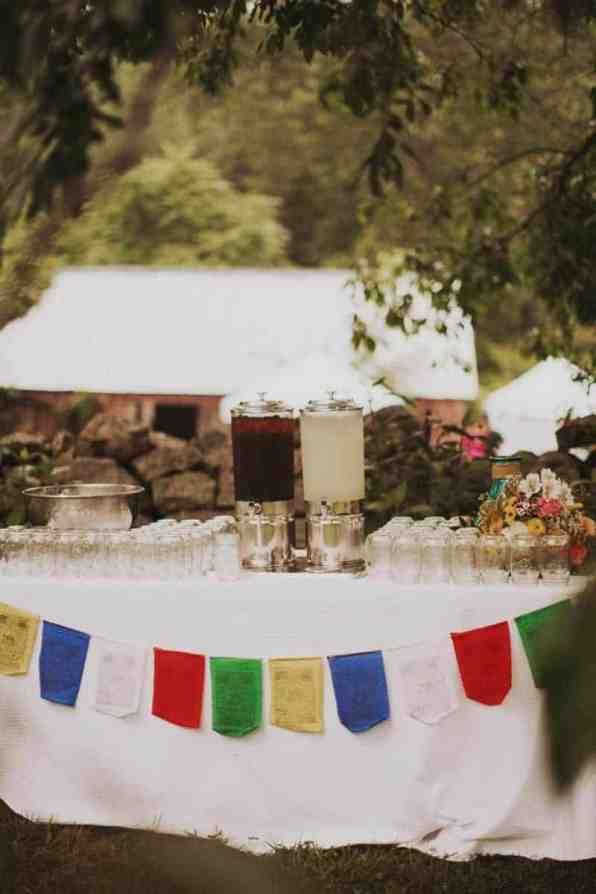A BRIGHT & BEAUTIFUL TECHNICOLOUR WEDDING IN THE RAIN! (2)