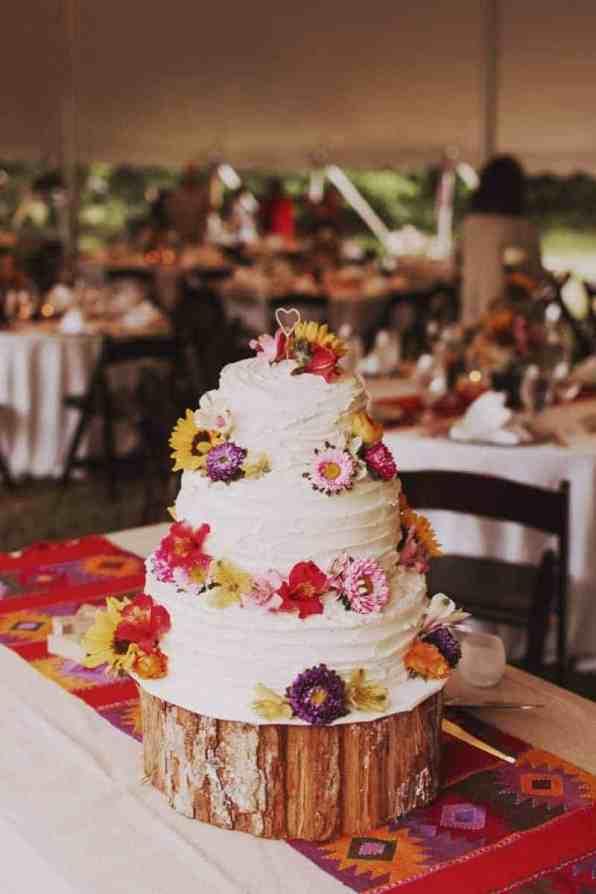 A BRIGHT & BEAUTIFUL TECHNICOLOUR WEDDING IN THE RAIN! (20)