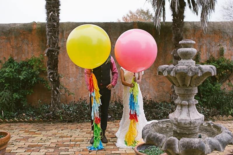 Mexican Fiesta Wedding Inspiration Giant Balloons Cinco De Mayo Dia De Los Muertos_-18