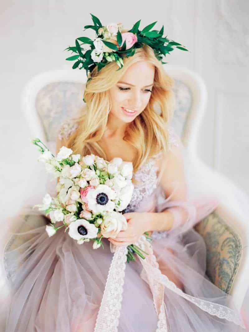 Soft Romantic Boudoir Shoot Session Bespoke Bride 28