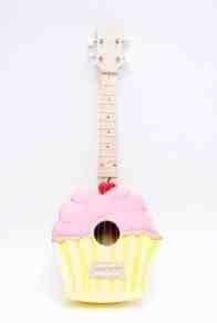 Cupcake Ekulele Guitar