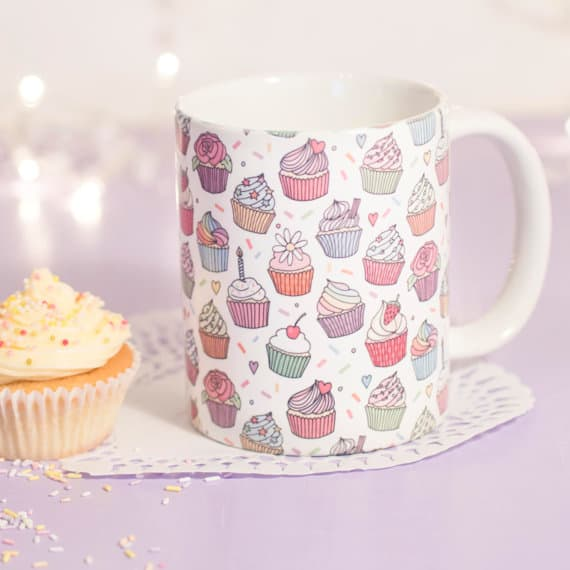 Cupcake Mug