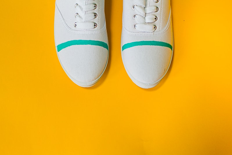 DIY Watermelon Shoes Fabric Paint Fruit themed sneakers pumps_-1