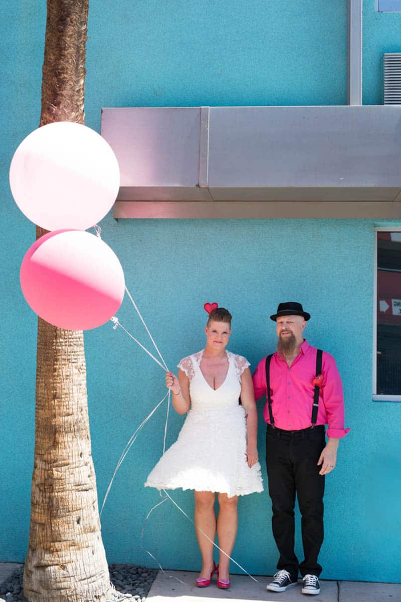 PINK TO MAKE THE BOYS WINK! AN ECLECTIC LAS VEGAS ELOPEMENT (42)