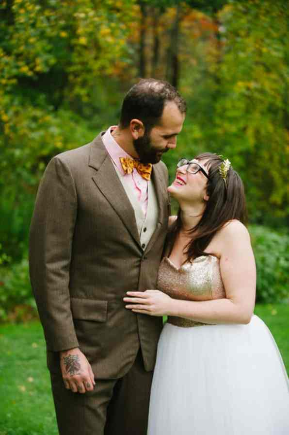 A FUN & QUIRKY FALL VEGAN WEDDING WITH A TACO TRUCK AND PUMPKIN DECORATIONS! (1)