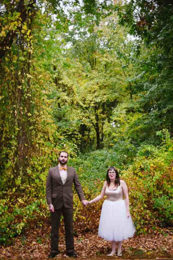 A FUN & QUIRKY FALL VEGAN WEDDING WITH A TACO TRUCK AND PUMPKIN DECORATIONS! (8)