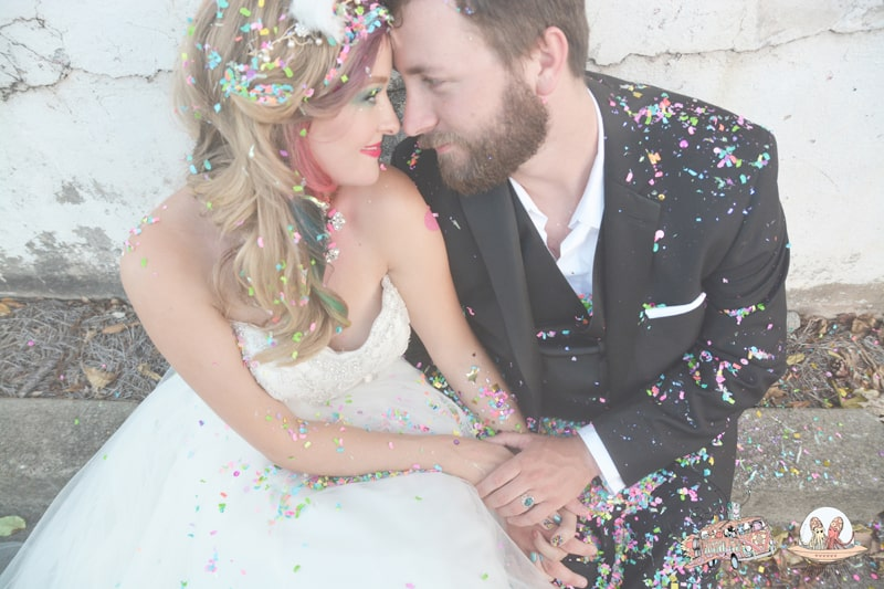 LISA FRANK STYLED SHOOT! COLOURFUL UNICORNS & RAINBOWS (5)