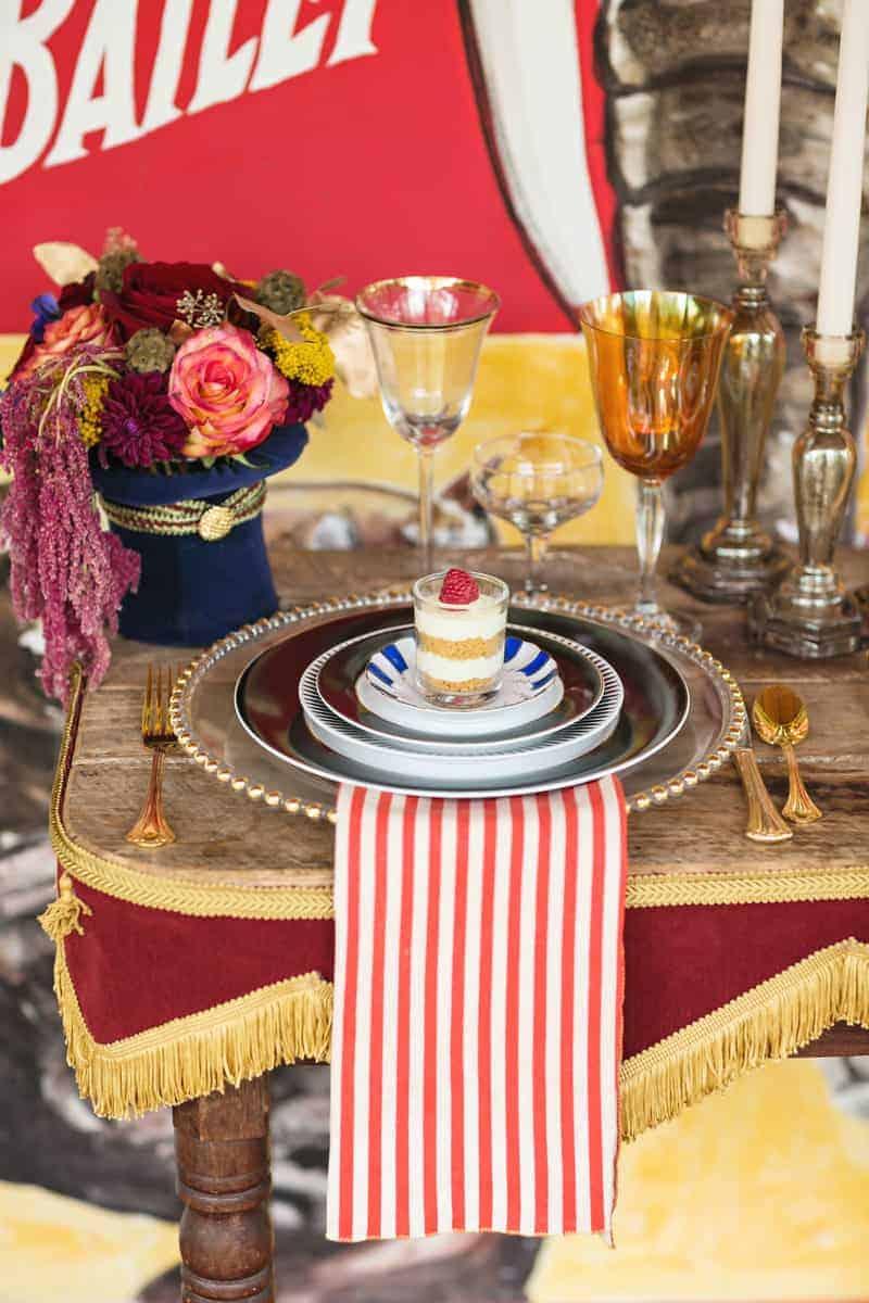Circus Carnival Wedding Inspiration Theme 8