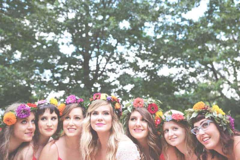 A SWEET BOHEMIAN WEDDING (22)