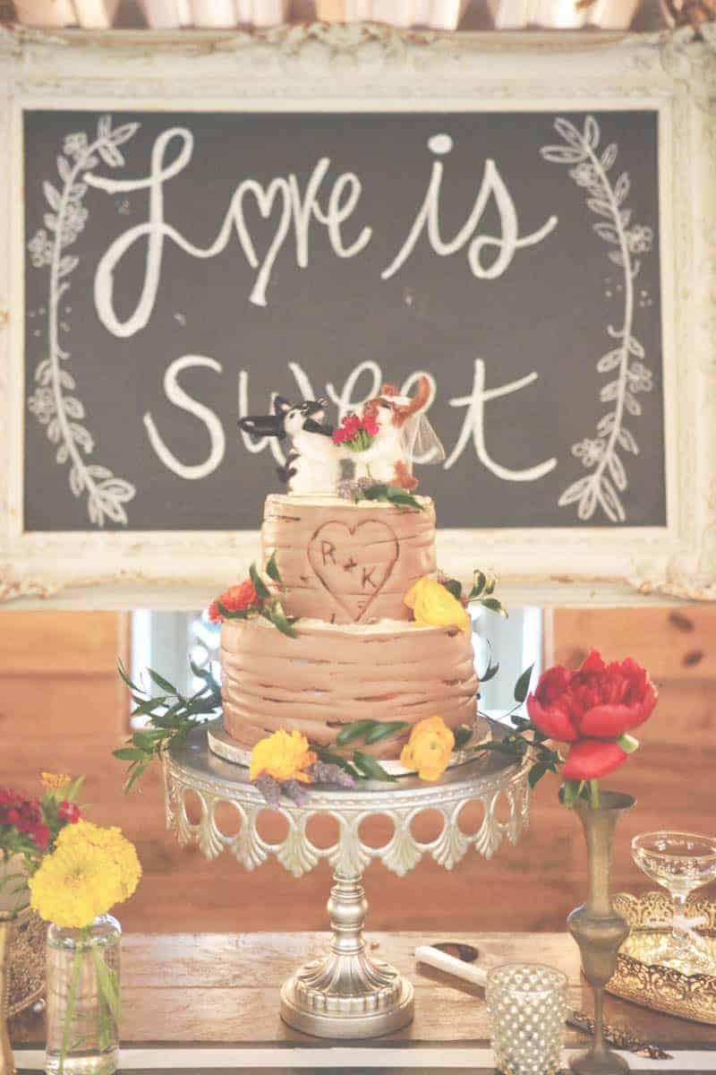 A SWEET BOHEMIAN WEDDING (40)