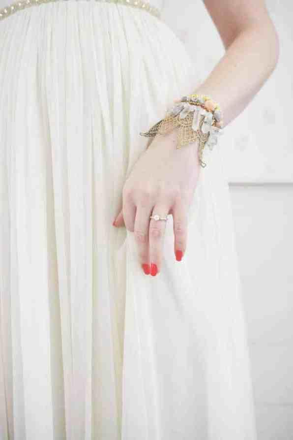 A SWEET BOHEMIAN WEDDING (8)