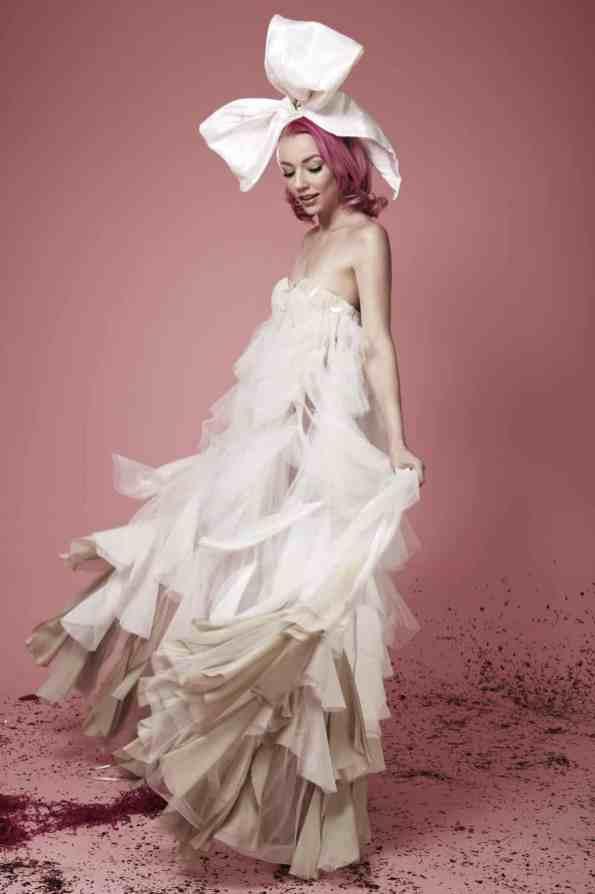 Ethereal Dress Sample Federica Bruno