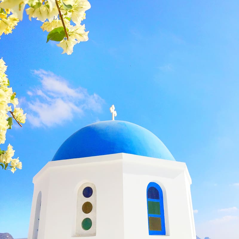 Santorini Oia Travel Guide Reccomendations Honeymoon Colourful Place Greece_-92
