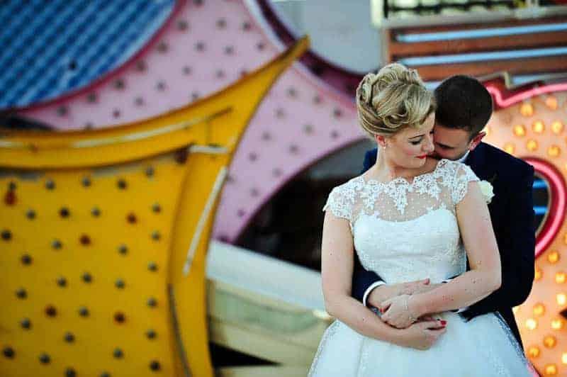 Couple celebrates milestone 30th Birthday by eloping to Vegas (14)