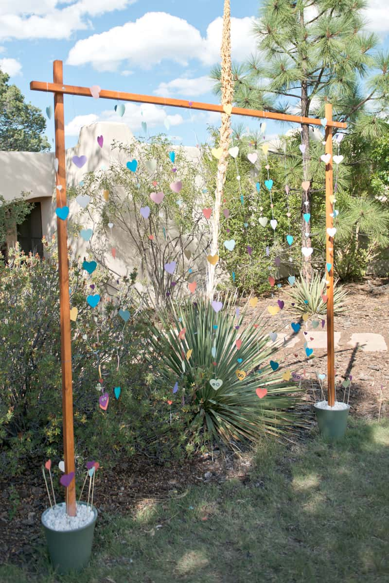 COLOURFUL DIY WEDDING IN SILVERCITY WITH THE SWEETEST HEART DECOR (4)