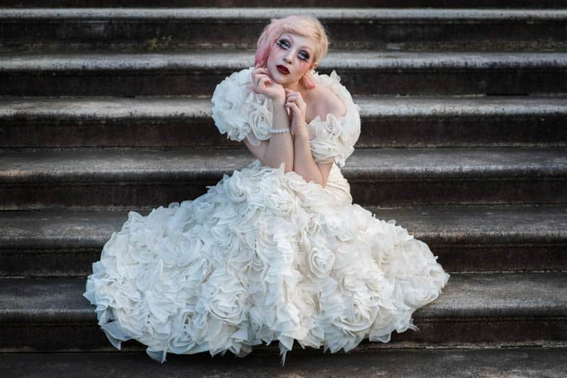 ALTERNATIVE DOLLFACE BRIDE - THINGS NOT TO SAY TO A BRIDE TO BE (1)