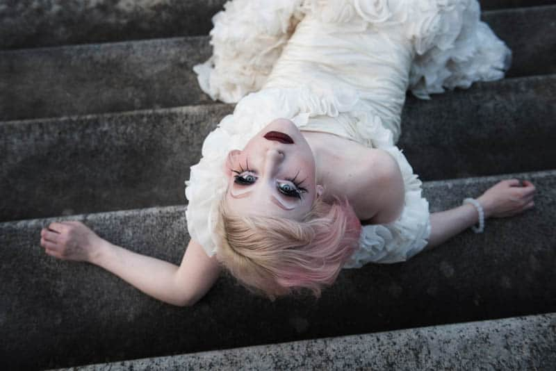 ALTERNATIVE DOLLFACE BRIDE - THINGS NOT TO SAY TO A BRIDE TO BE (9)