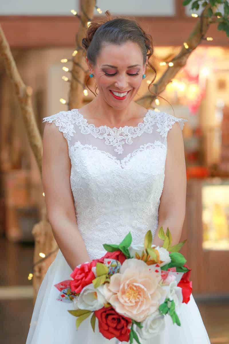 MODERN ALICE IN WONDERLAND THEMED WEDDING (3)