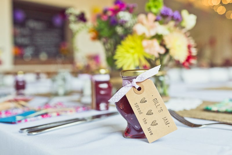 THIS CUTE DIY WEDDING IN A VILLAGE HALL IS EVERY CRAFTER'S DREAM! (5)