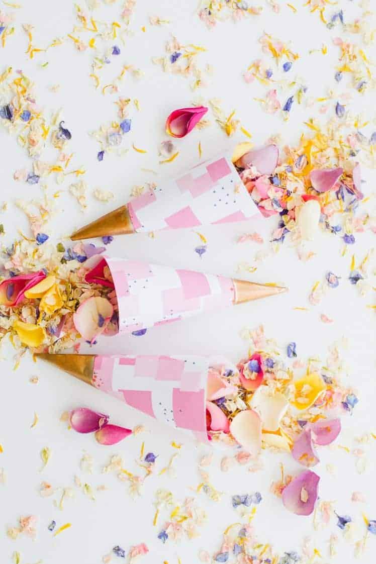 Confetti-cone-free-printable-pink-abstract-download-natural-confetti-petals-shropshire-petals-colourful-wedding-inspiration-14